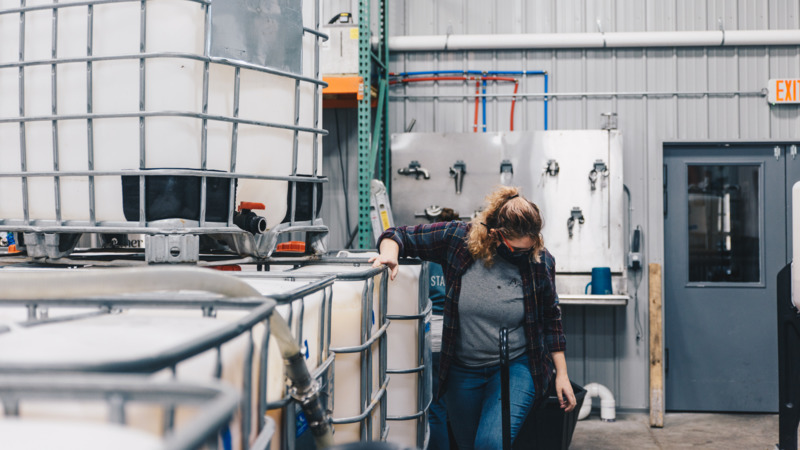Good Manufacturing Practices for Cidery Employees