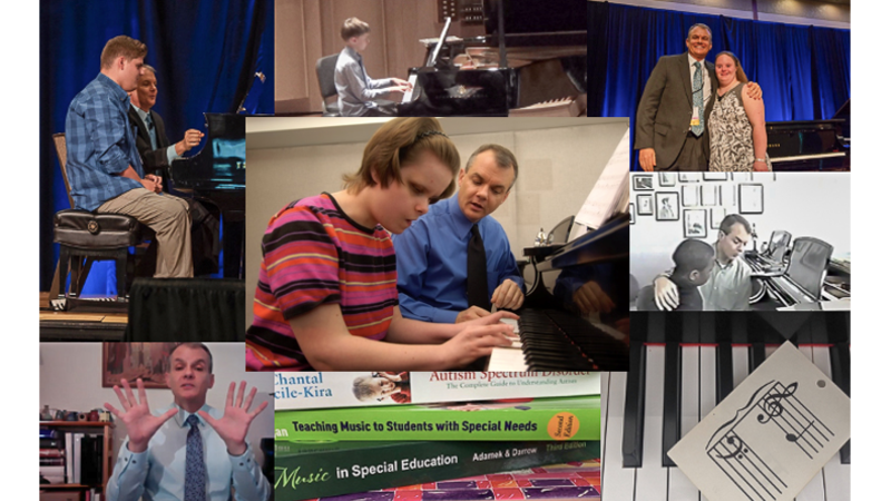 The Inclusive Teaching Course:  Teaching Piano to Students Who are Special Learners